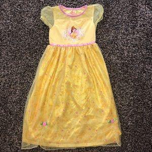 Disney Belle Nightgown Size 6
